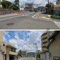 Photos: 県道207号線 森戸海岸線 森戸橋(葉山町)