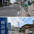 県道207号線 森戸海岸線(葉山町堀内)