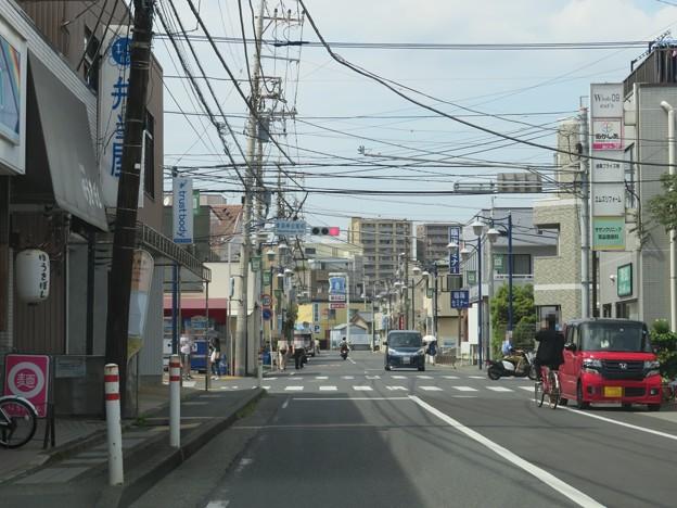 Photos: 県道310号 雄三通り 東海岸会館前交差点(茅ヶ崎市)