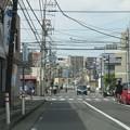 県道310号 雄三通り 東海岸会館前交差点(茅ヶ崎市)