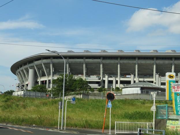 日産スタジアム(横浜市港北区)