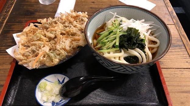 武蔵野うどん(府中市)