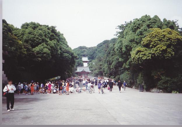 94.05.25.鶴岡八幡宮(鎌倉市)