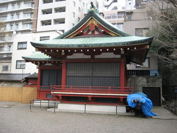 11.03.14.浅草神社(台東区)神楽殿