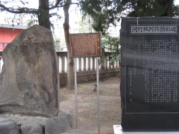 11.03.14.浅草神社(台東区)花塚