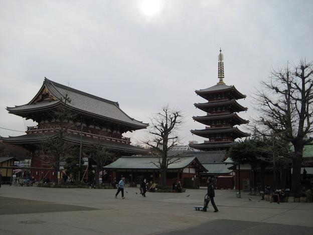 11.03.14.浅草寺(台東区)