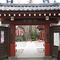 Photos: 11.03.14.浅草寺巽門 鎮護堂(伝法院通り。台東区)