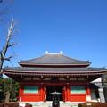 Photos: 12.02.21.浅草寺(台東区)影向堂