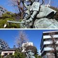 Photos: 12.02.21.浅草寺(台東区)市川團十郎像