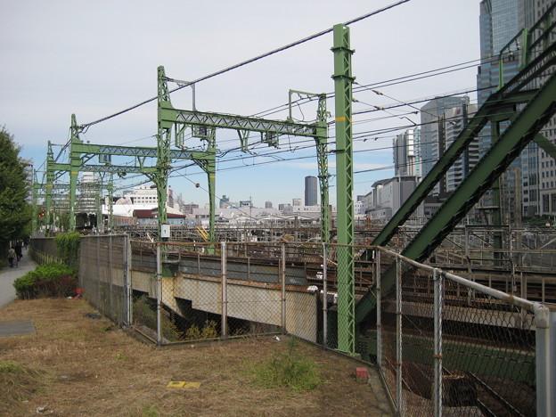 10.11.02.八ツ山橋/旧東海道(港区港南2丁目)