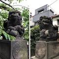 利田神社(品川区東品川)