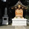 Photos: 10.11.02.品川神社(品川区北品川)忠魂碑・祖霊社