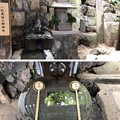 Photos: 品川神社(品川区北品川)一粒萬倍の泉