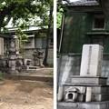 Photos: 東海寺塔頭高源院跡(品川区北品川)板垣家墓所