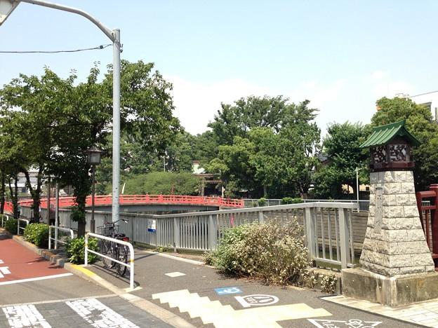 Photos: 13.07.10.旧東海道 品川南本宿より(品川区南品川1丁目)