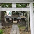 Photos: 荏原神社(品川区北品川)末社