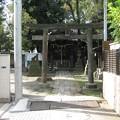 10.11.02.南品川諏方神社(南品川)