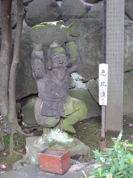 Photos: 10.11.02.品川寺(南品川)金生七福神