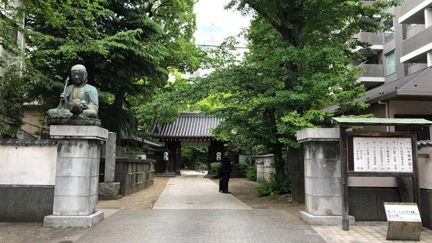 Photos: 品川寺(南品川)参道
