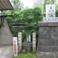 Photos: 10.11.02.海雲寺(南品川)筆塚・えんの行者像