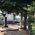 海晏寺(南品川)越前松平家墓所