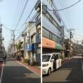 Photos: 旧東海道 佐林町(東大井1丁目)