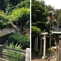 Photos: 13.07.10.鮫洲八幡神社(品川区東大井)漁呉玉(なごたま)神社(俗 水神社)