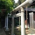 Photos: 13.07.10.鮫洲八幡神社(品川区東大井)厳島神社