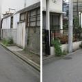 Photos: 10.11.02.土佐藩下屋敷跡 東角(東大井3丁目)