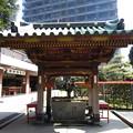 Photos: 12.04.18.妙厳寺 豊川稲荷東京別院(港区元赤坂)手水舎