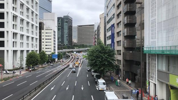 国道246号線 青山通り(港区赤坂)