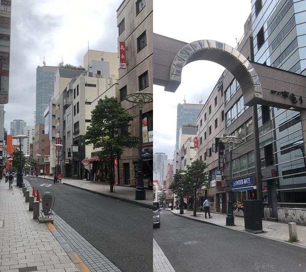 一ツ木通り(赤坂4丁目)