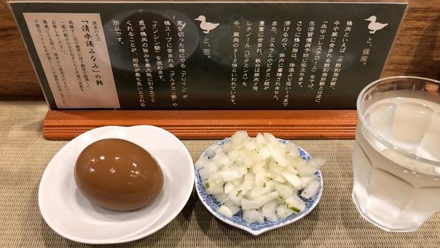 らーめん鴨to葱(上野)