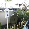 Photos: 慈眼寺(豊島区)鍔塚