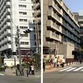Photos: 13.04.15.元池袋史跡公園前交差点(西池袋)西・北