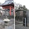 Photos: 本妙寺(巣鴨)久世大和守墓所