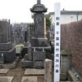 Photos: 本妙寺(巣鴨)千葉周作墓