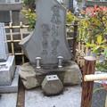Photos: 11.03.01.染井霊園(豊島区駒込)宮武外骨墓