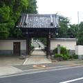 Photos: 12.05.16.東福寺(中野区江古田)山門
