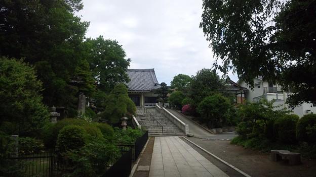 東福寺(中野区江古田)