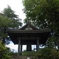 東福寺(中野区江古田)鐘楼