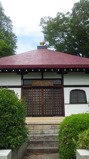 東福寺(中野区江古田)大師堂