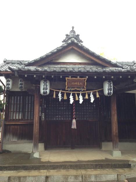 北野神社(新井天神。中野区新井)大鳥神社