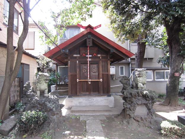 八雲神社(北区中十条)
