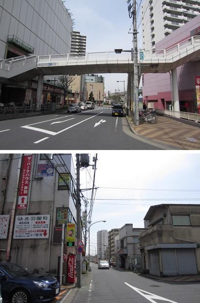 12.04.10.赤羽駅西口ロータリー南(東京都北区)