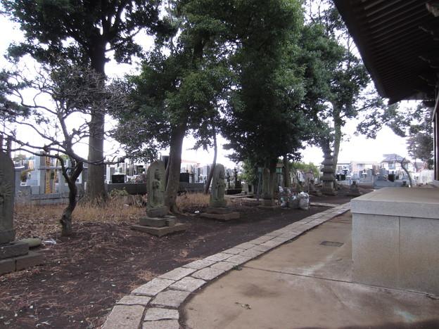 東高野山 妙楽院 長命寺 (練馬区高野台)奥之院