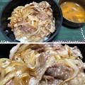自家製牛丼(゜▽、゜)
