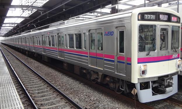 Photos: 京王線系統7000系(フェブラリーステークス当日)