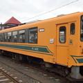 津軽鉄道津軽21型「走れメロス号」