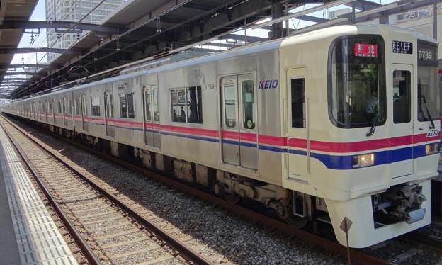 京王線系統9000系(京王杯スプリングカップ翌日兼ヴィクトリアマイル当日)